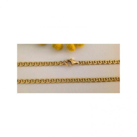 Catena Unisex in oro giallo 18kt - gr. 39