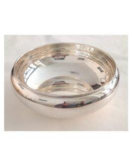 Centrotavola in argento massiccio 925 millesimi
