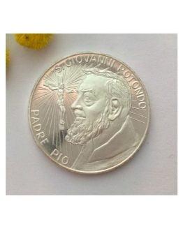 Medaglia San Pio da Pietralcina / Nuova Chiesa