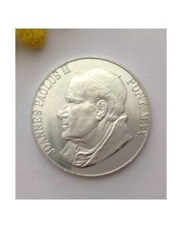 Medaglia del Santo Papa Giovanni Paolo II° / Sigillo Papale