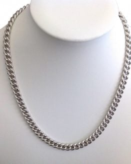 925 STERLING SILVER UNISEX CHAIN