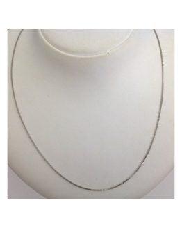 Catenina Unisex in argento massiccio 925 millesimi