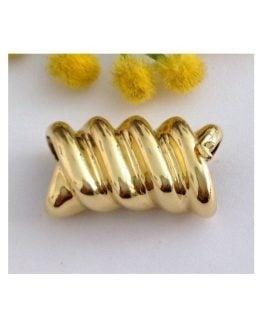 Chiusura per Collana in oro giallo 18kt - gr. 16.70
