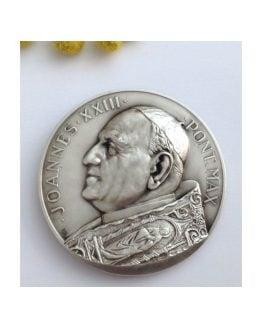 Medallion of Saint John Paul II° & Saint Pope